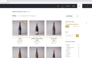Weingut Hoch-Kraft – Shop
